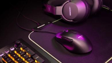 Roccat dévoile deux nouvelles souris Gaming : la Kone Pro et la Kone Pro Air