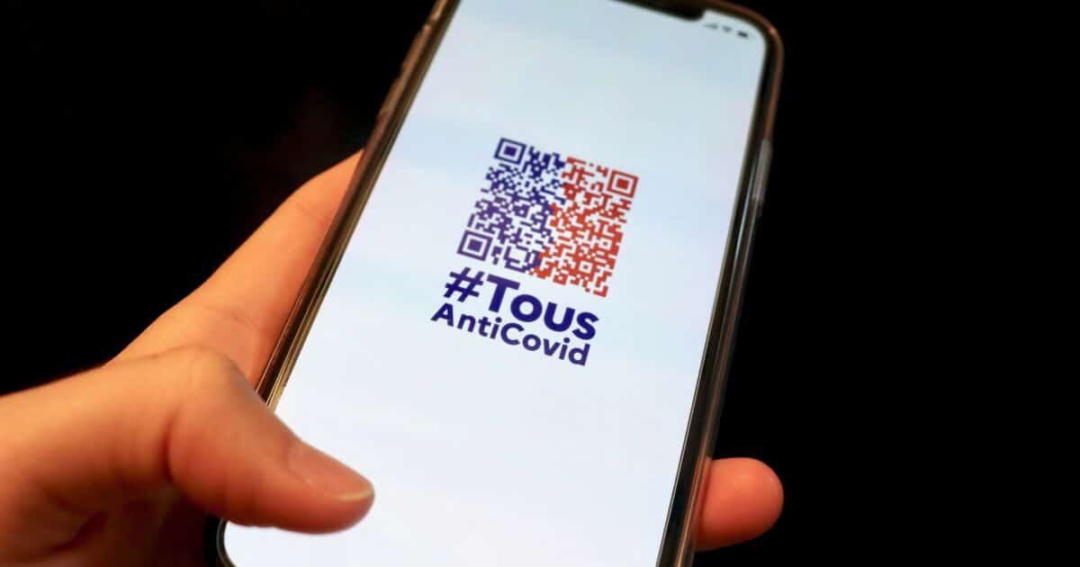 TousAntiCovid : Le code QR pourrait finalement être abandonné