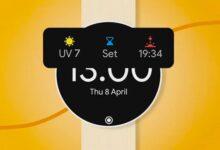 Wear OS : votre montre vous rappelle de mettre de la crème solaire