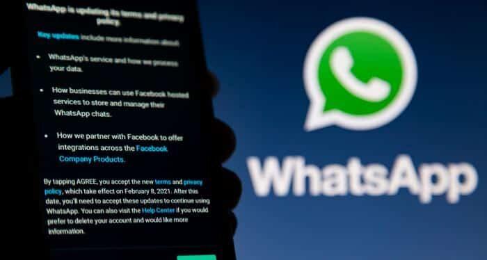 WhatsApp : vous ne serez pas obligés d'accepter les nouvelles règles le 15 mai