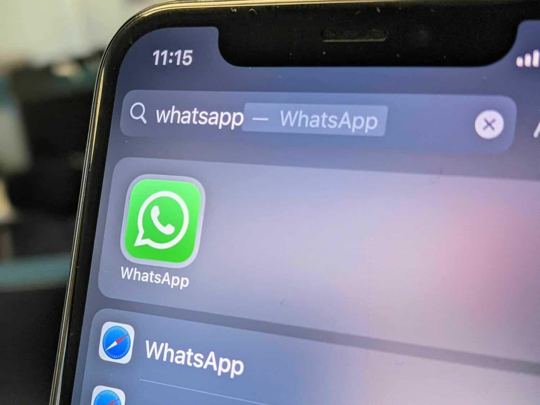 Android iOS Transfert message conversations WhatsApp