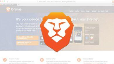 Brave : le navigateur permet lire du contenu multimédia en arrière plan
