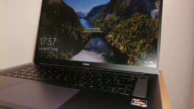 Huawei MateBook D16 Face