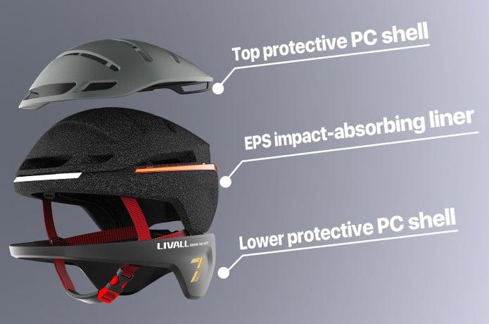 Livall EVO21 Smart Helmet
