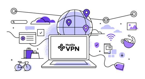 Mozilla : son nouveau VPN disponible en France