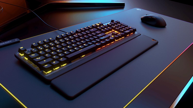 Pyro clavier mecanique ROCCAT