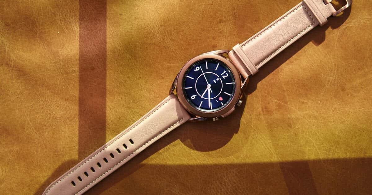 Samsung Galaxy Watch 4 : trois modèles avec le nouveau Wear OS