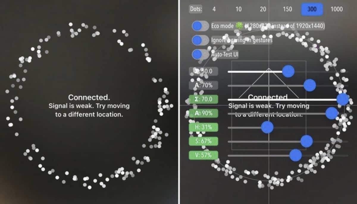 AirTags : un bug de l'application Localiser révèle un « mode développeur »