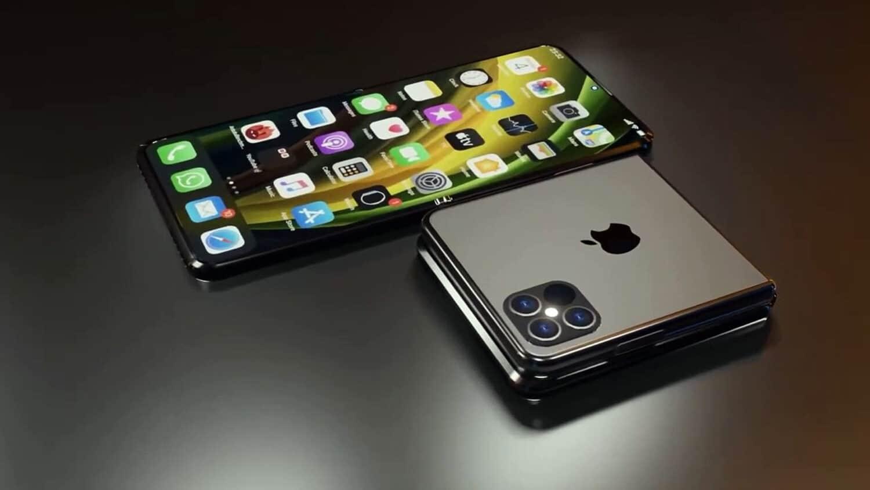 apple-iphone-pliable-ecran-OLED-2023