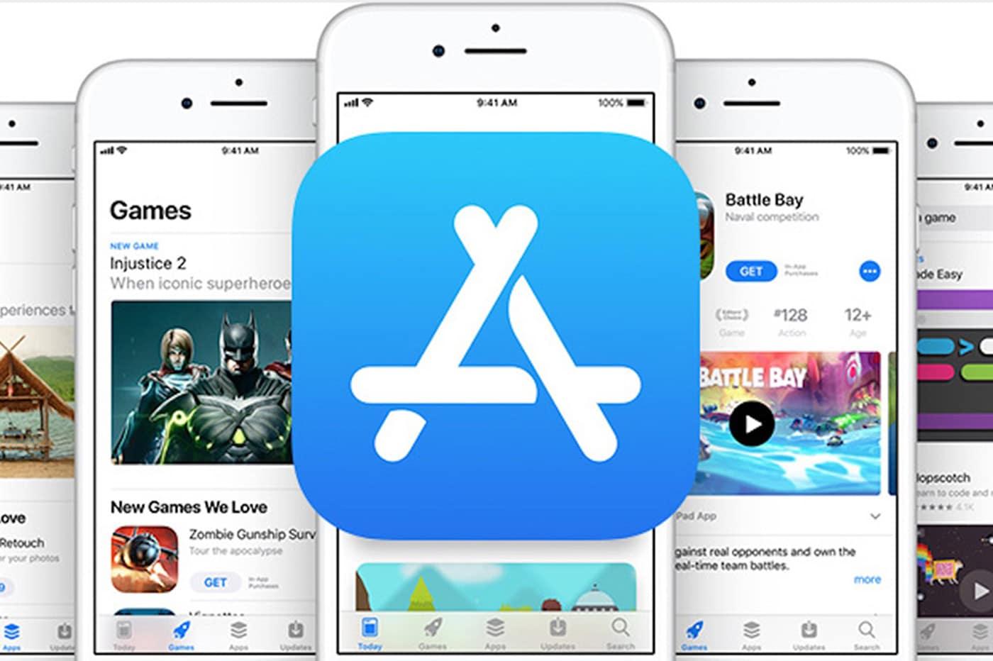 App Store : plus d'un million d'applications à risque supprimées