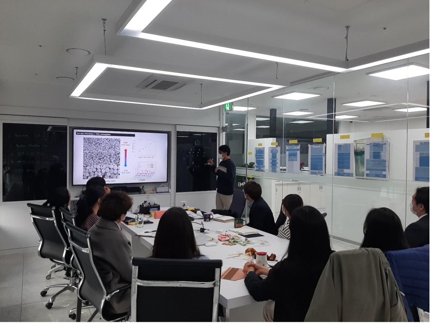 Avention : une entreprise coréenne dans le développement de nanomatériaux