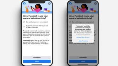 iOS : 88 % des utilisateurs refusent le pistage publicitaire