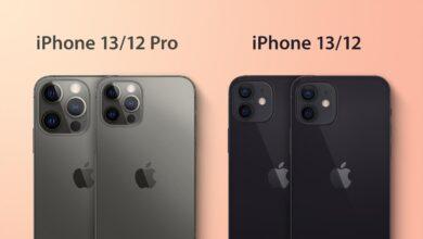 L'iPhone 13 serait plus épais, avec un module photo plus gros