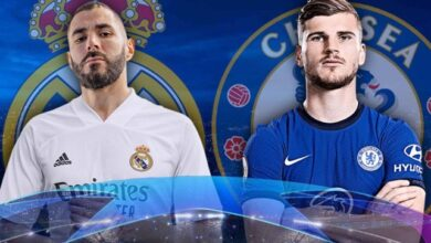 Chelsea - Real Madrid