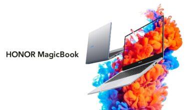 Honor annonce deux nouveaux MagicBook, sous Intel Core de 11e generation