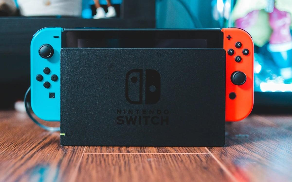 Nintendo Switch Pro : nouveau dock, écran plus grand et port Ethernet