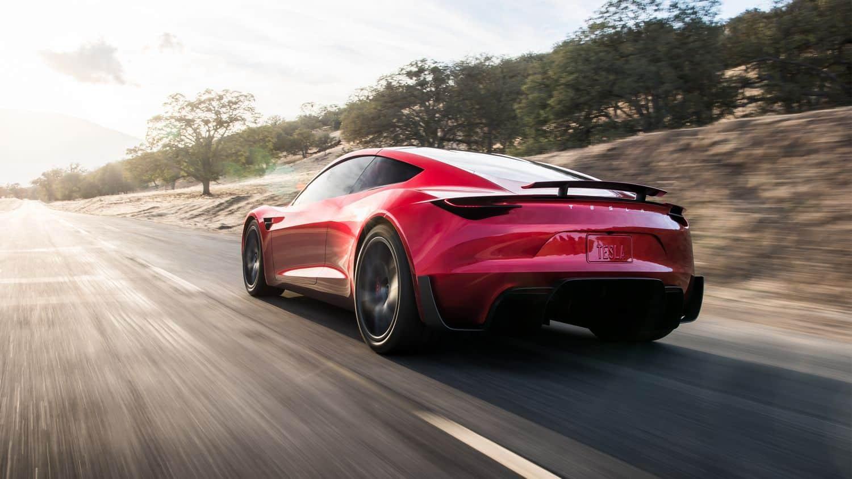 Tesla Roadster : un pack SpaceX pour un 0 à 100 en 1,1 secondes