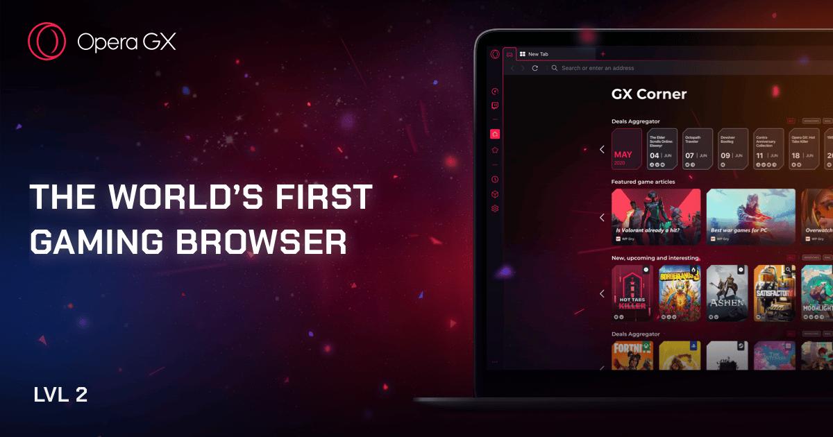 Opera GX : le navigateur gaming arrive sur iOS et Android