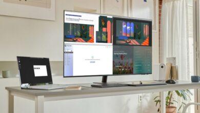Smart Monitor : Samsung présente un écran PC de 43 pouces