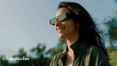 snapchat-lunettes-realite-augmentee