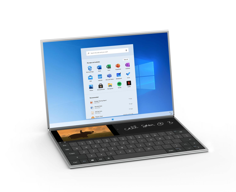 Windows 10X : le projet abandonné par Microsoft ?