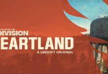 the division heartland bannière