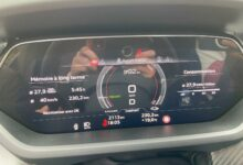 Audi e-tron GT autonomie