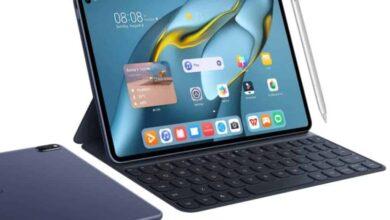 Huawei-matepad-pro-tablette-harmonyOS