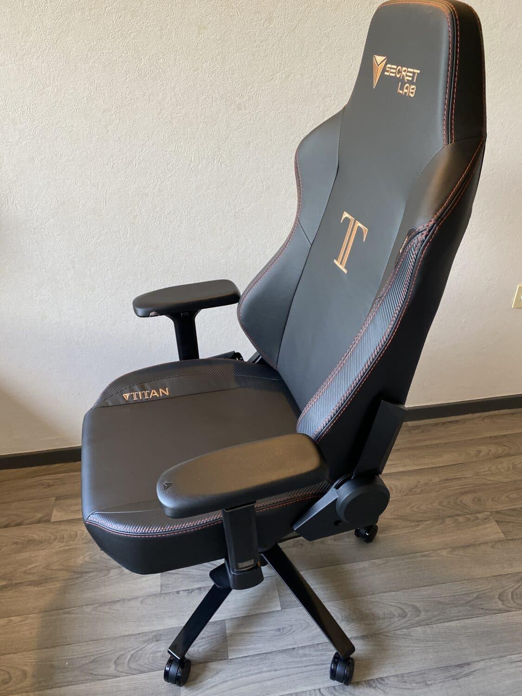 Test - Secretlab Titan : La chaise de bureau à l'ergonomie parfaite