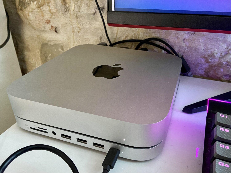 Satechi Mac mini m1 dock