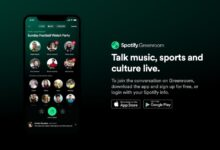 Spotify-Greenroom-application-concurrent-clubhouse