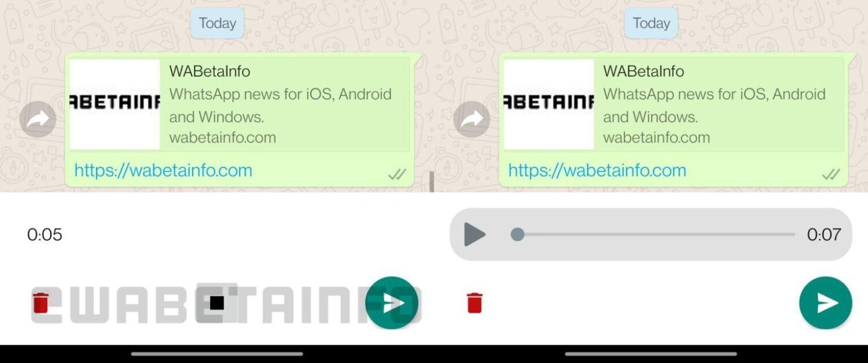 WhatsApp : vous pourrez bientôt modifier vos messages vocaux avant de les envoyer