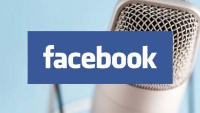 Facebook : les podcasts arrivent dès le 22 juin