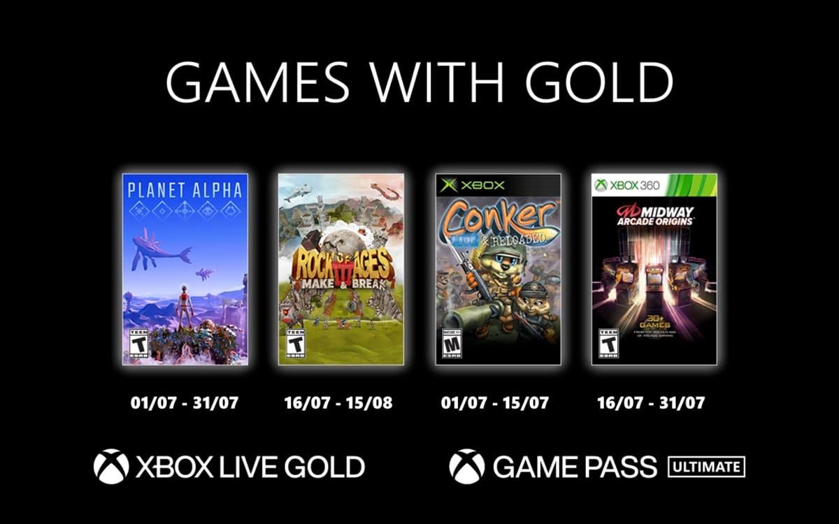 games-with-gold-jeux-gratuits-juillet-2021-xbox