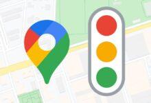 Google Maps : les feux tricolores arrivent en Europe