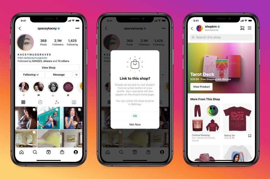 instagram nouveaux outils remunerer createurs contenu