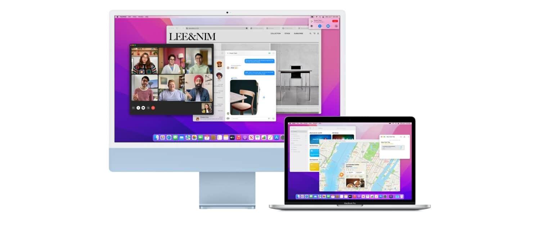 macOS-Monterey-WWDC-2021-nouveautes-mac-compatibles