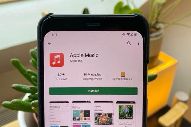 Apple Music : l'audio spatial et le Lossless arrivent en bêta sur Android