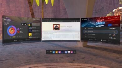 oculus quest mise a jour accessibilite productivite