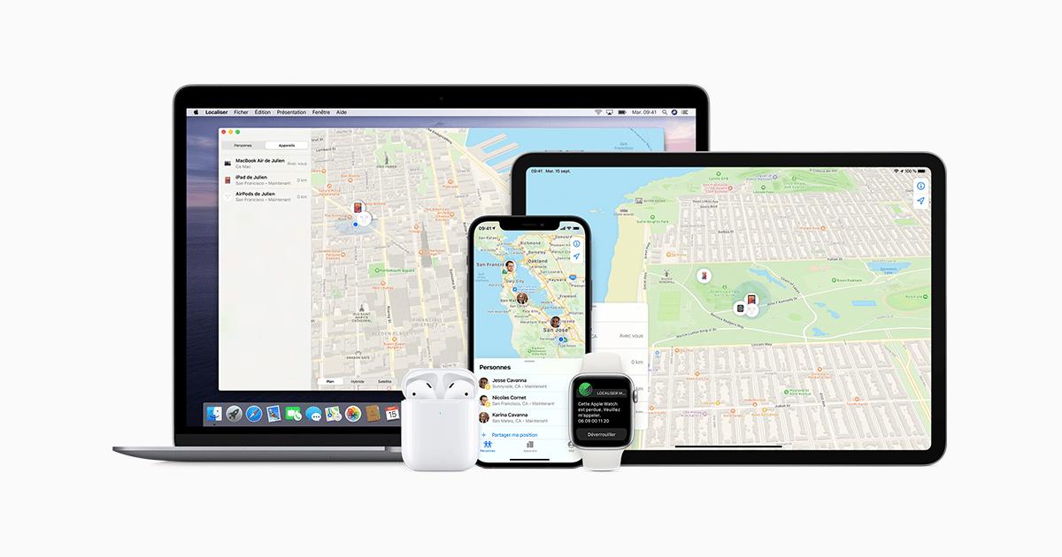 iOS 15 : vous pourrez localiser un iPhone, même si celui-ci est éteint