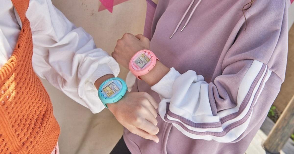 Une montre connectée Tamagotchi pour fêter ses 25 ans