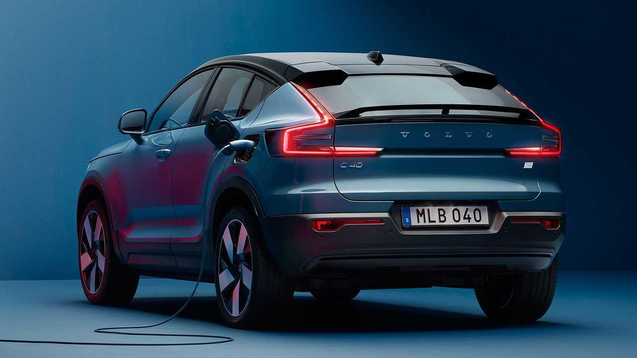 Volvo C40 Recharge : un SUV coupé 100% électrique à partir de 62 250 €