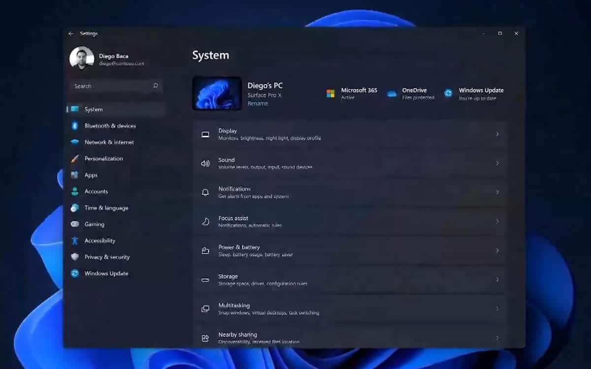 Windows 11 : un nouveau design pour l'explorateur de fichiers et la suite Office