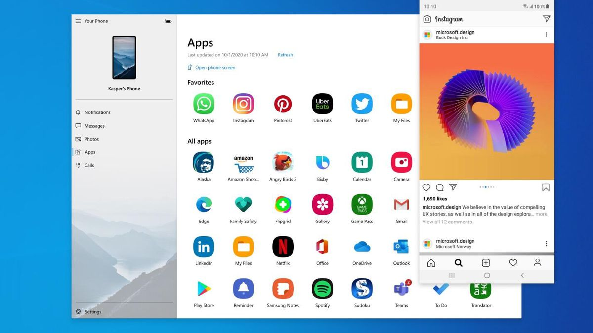 windows 11 prise en charge applications android