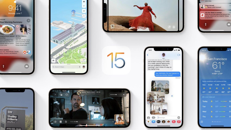 iOS-15-beta-publique-iphone-disponible-installer
