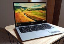 Acer Chromebook Spin 513 photo de presentation