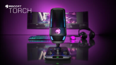 Couv roccat Torch