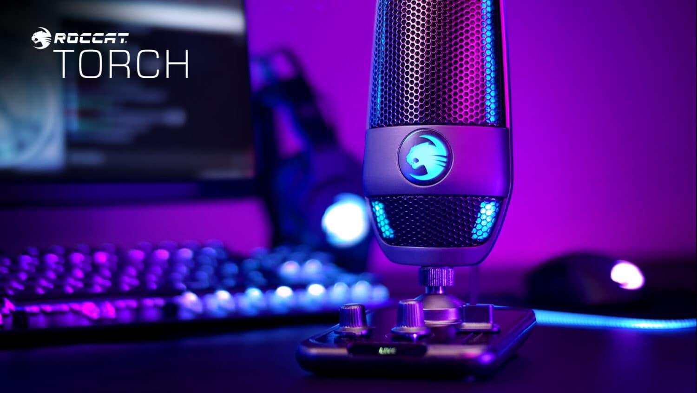 Roccat torch Microphone USB