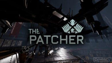The patcher jeu VR steam