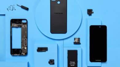 vue-eclatee-fairphone-3-plus